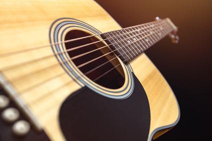 apprendre la guitare à Paris cursus d'enseignement adulte