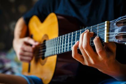 cours de guitare classique à Paris